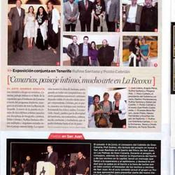 copias jULIO GAMBOA ABRIL CASA  revista C7 Inauguracion Paisaje Intimo